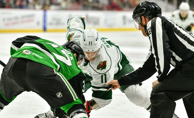 Stars Win in Shootout Spoiling Robson Gem, 2-1