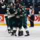 Sokolov Nets Two, Kahkonen Blanks Wolves
