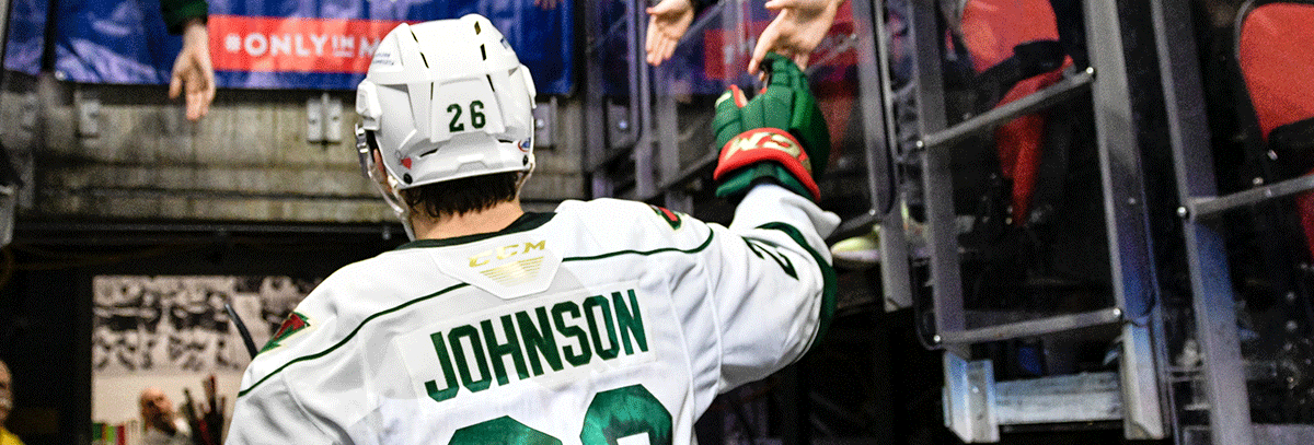 Iowa Wild Dominate Third, Down Condors