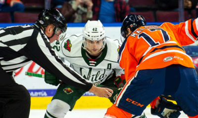 Four Goal Third Sends Condors Soaring over Wild