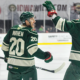 Wild Third Period Sends Iowa over Stars