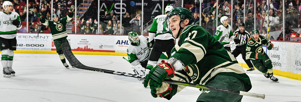 Menell, Power Play Lead New Year's Eve Win