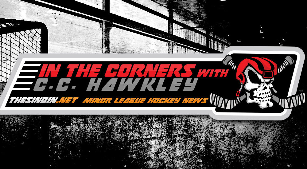 In The Corners Podcast