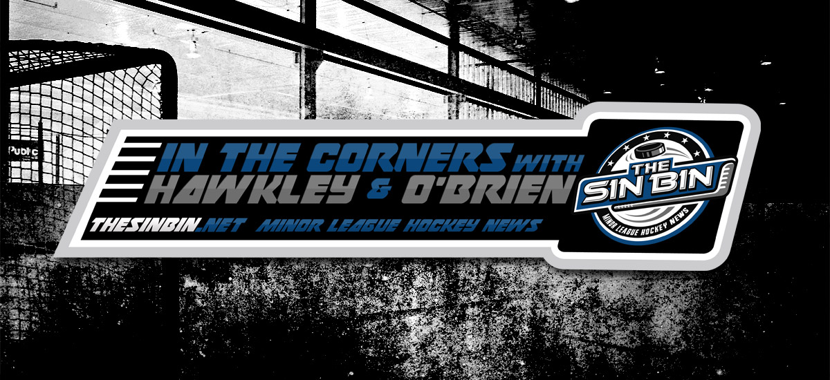 In The Corners with C.C. Hawkley and Sean O'Brien