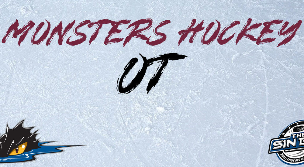 Monsters Hockey OT